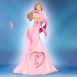 "Breast Cancer Awareness, ""The Hope""  Figurine"