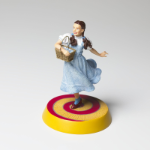 Wizard of Oz Dorothy Figurine on Yellow Brick Road