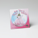 Wizard of Oz Glinda the Good Witch Magnet