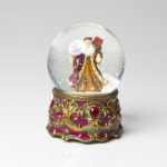 Father Christmas Musical Waterglobe