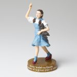 "Wizard of Oz Dorothy Figurine ""Power of the Shoes"""
