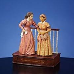 "Gone with Wind ""Ain't Birthin' no Babies"" Musical Figurine"