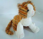 Webkinz Stripped Alley Cat