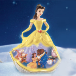 Princess Belle Beauty and Beast Bell