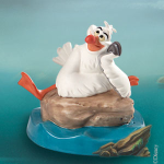 "Disney Classics ""Scuttle"" Figurine"