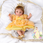 "Musical Baby ""Belle"" Doll by Ashton Drake"