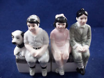 Little Rascals Our Gang Salt & Pepper Shakers