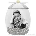 Little Rascals Spanky Cookie Jar
