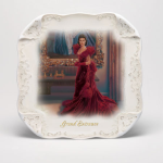 Gone With The Wind Grand Entrance Collector Plate