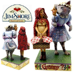 Jim Shore Red Riding Hood