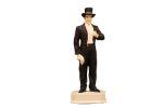 Gone with the Wind Rhet Butler Musical Figurine