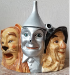 Wizard of Oz Character Cookie Jar