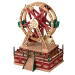 Mr. Christmas Animated Musical Ferris Wheel