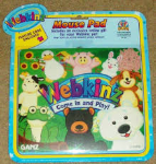 Webkinz Hanging at the Pad Mouse Pad