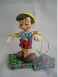 "Jim Shore Pinocchio ""Step Lively"""