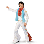 Elvis Aloha From Hawaii Doll