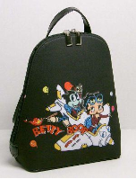 Betty Boop Airplane Back Pack