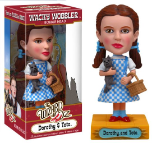 Wizard Of Oz Dorothy & Toto Wacky Wobbler Bobble Head