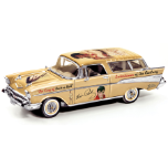 Elvis '57 Chevy Bel-Air Hardtop Die Cast Car