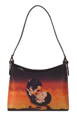 Gone With The Wind Sunset Red Small Handbag