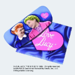 I Love Lucy Eye Glass Case with Cleaning Cloth