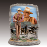 John Wayne the Cowboy Figurine