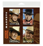 John Wayne Magnet Set Of 4