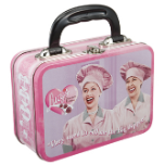 I Love Lucy Chocolate Factory Small Lunch Box Tin