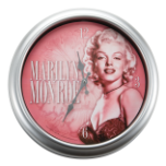 Marilyn Monroe Large Glamour Clock