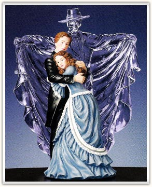 Phantom of the Opera Figurine - Phantom Silhouette