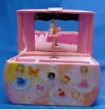 "San Francisco ""Ballet Dancer Musical Jewelry Box"""