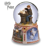 Harry Potter Ron Weasley the Sorcerer's Stone Musical Waterglobe
