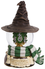 "Harry Potter's Musical Water Globe ""Slytherin Sorting Hat"""