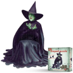 Wizard Of Oz 500 Piece Wicked Witch Shaped Puzzle
