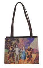 Wizard Of Oz Yellow Brick Road Rectangular Handbag