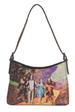Wizard Of Oz Yellow Brick Road Small Handbag