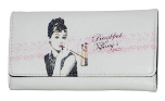 Audrey Hepburn Breakfast at Tiffany's Wallet