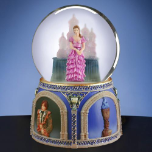 "Harry Potter Water Globe "" Hermoine at the Yule Ball"""