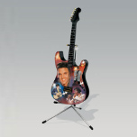 "Elvis King of Rock ""n"" Roll Guitar"